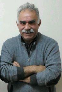 Abdullah Öcalan (en son fotoğrafı)