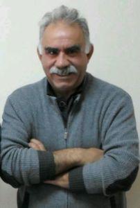 (most recent picture of) Abdullah Öcalan