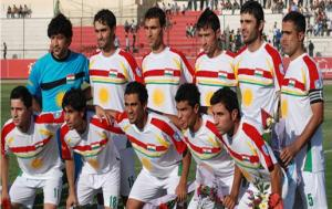 The football team of Kurdistan Region in Iraq won the Viva World Cup, organized for nations without a (recognized) country. In the final Kurdistan beat Northern Cyprus with 2-1.