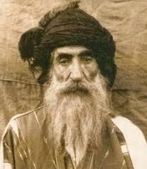 Seid Riza, leader of the resistance during the Dersim massacres of 1937-1938.