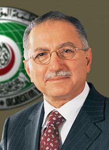 CHP/MHP candidate Ekmeleddin Ihsanoglu